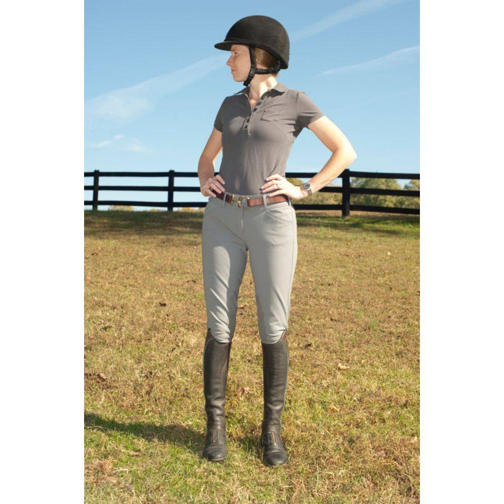 Tailored Sportsman Ladies Trophy Hunter Euro Style Breeches