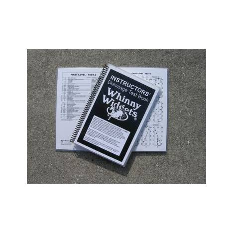 Whinny Widgets 2011 Instructors Dressage Book
