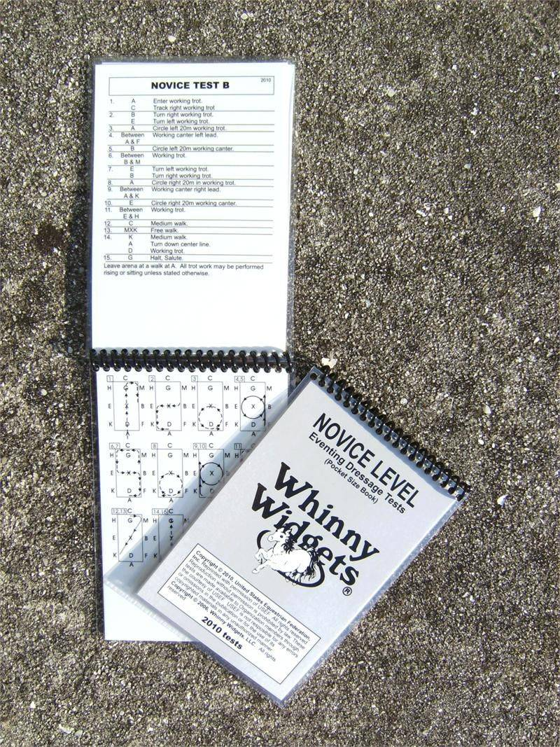 Whinny Widgets 2010 Novice Level Event Test Book