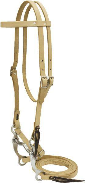 Billy Cook Saddlery Pony Bridle With Curb Bit