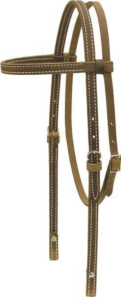 Billy Cook Saddlery Harness Browband Headstall