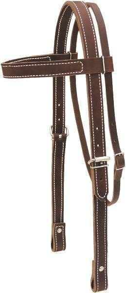 Billy Cook Saddlery Work Harness Headstall
