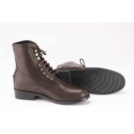 Dublin Reserve Lace Up Kids Paddock Boots