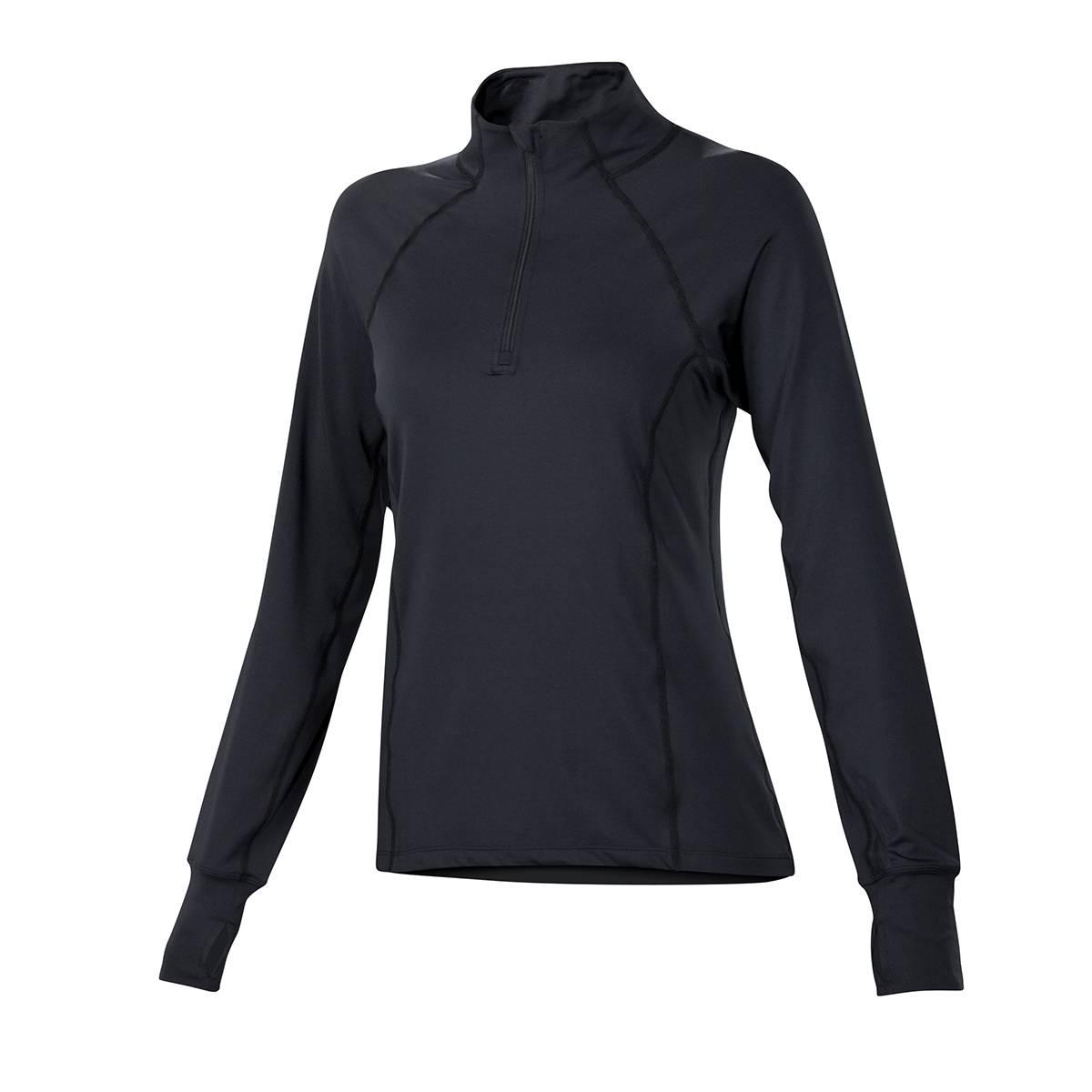 Noble Outfitters Josie 1/4 Zip Mock