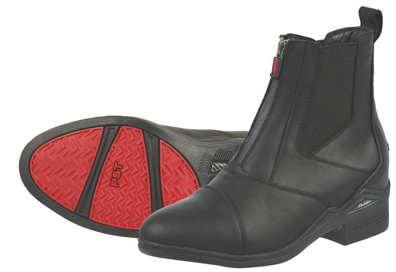 Dublin Waterproof Intensity Paddock Boots