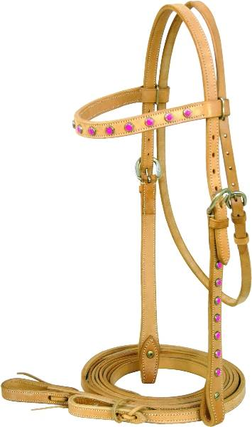 Show Browband Bridle