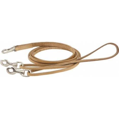 Billy Cook Saddlery One Piece Draw Training Reins