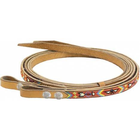 Billy Cook Saddlery Thunderbird Reins