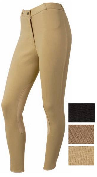Tough-1 Ladies Stretch Breeches