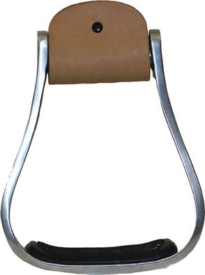 Metalab Aluminum Bell Stirrup With Pad