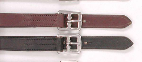 EquiRoyal Standard Leather Stirrup Leathers