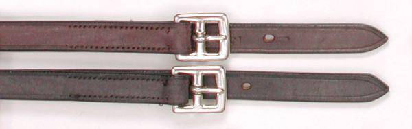 EquiRoyal English Stirrup Leathers