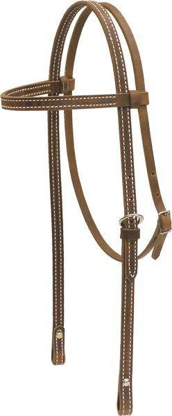 Billy Cook Saddlery Browband Headstall