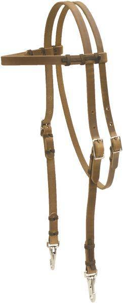 Cowboy Pro Training Headstall
