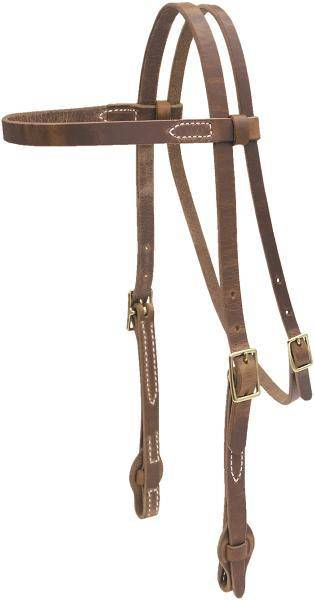Cowboy Pro Connie Combs Browband Headstall