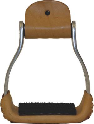 Metalab 2'' AluMiniatureum Racing Stirrups