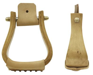 Metalab Wooden Stirrups
