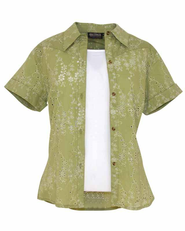 Outback Trading Ladies Summer Breeze Shirt