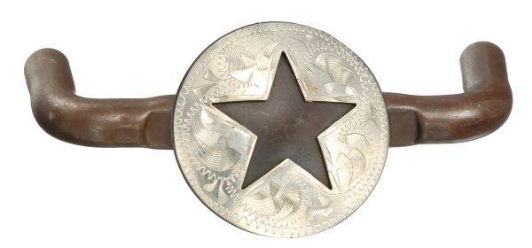 Gift Corral Brown Star Double Drawer Pull