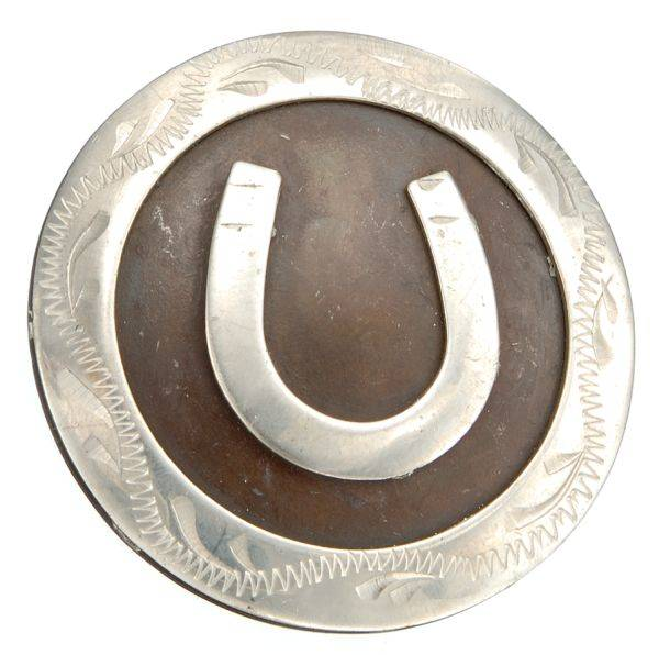 Horseshoe Round Drawer Pull