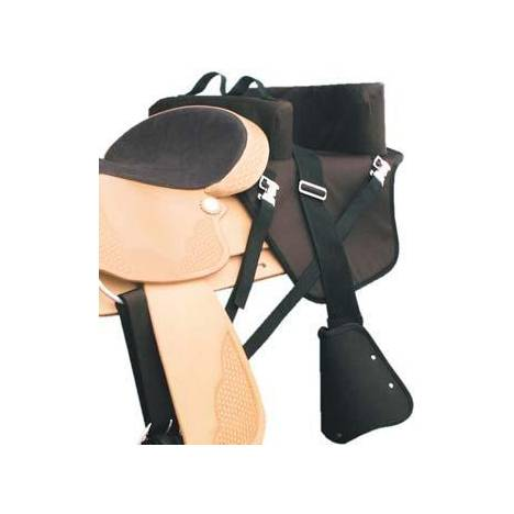 Abetta Buddy Seat With Hooded Stirrups