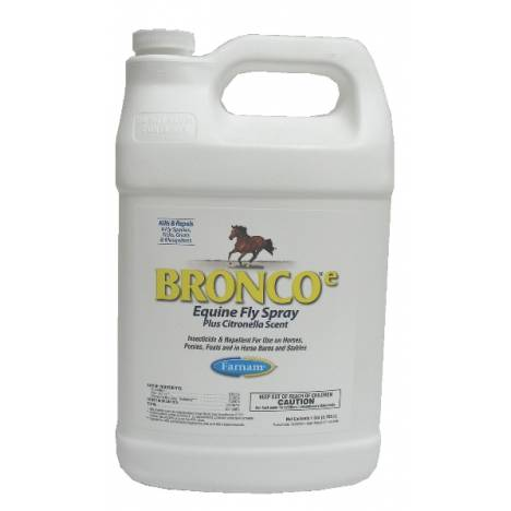 Farnam Bronco E Equine Fly Spray