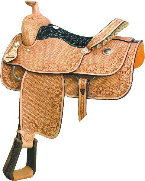 Billy Cook Saddlery Motes Oak,Acorn & Micro Basket
