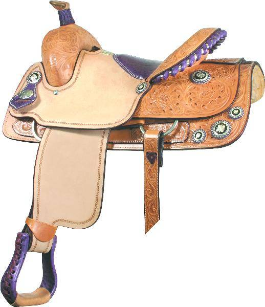 Saddlesmith of Texas Connie Combs All Around Saddle