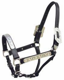 Show Halter with Lead