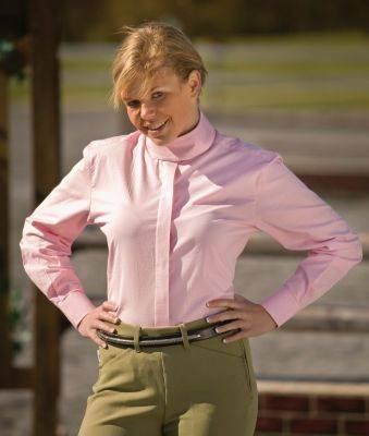 TuffRider Ladies Saugerties Show Shirt