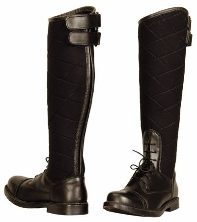 TuffRider Ladies Alpine Quilted Field Boots
