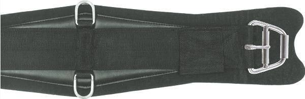 Abetta Triple Ply Roper Roller Buckle Girth