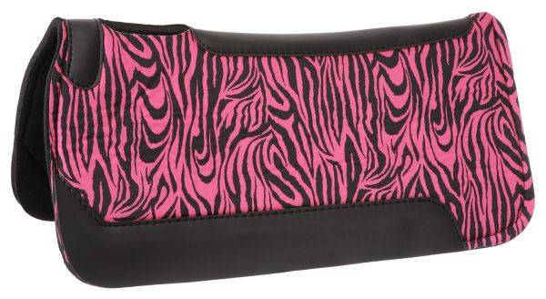 Tough-1 Felt Print Saddle Pad