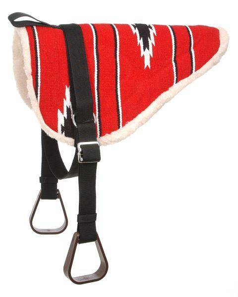 Tough-1 Youth Navajo Bareback Pad