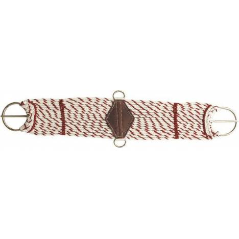 Abetta Strand Cincha with Leather Diamond