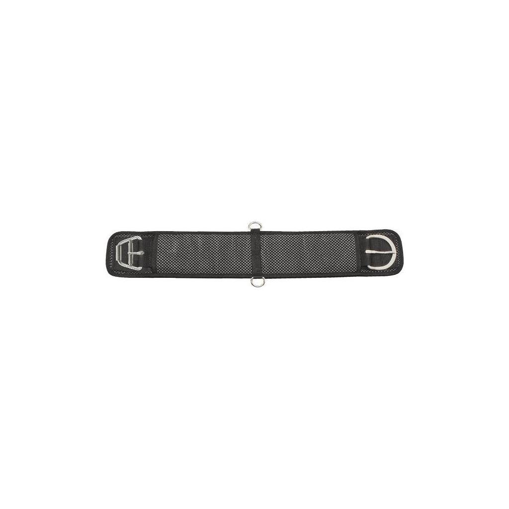 Abetta Sta-Put Roller Buckle Girth