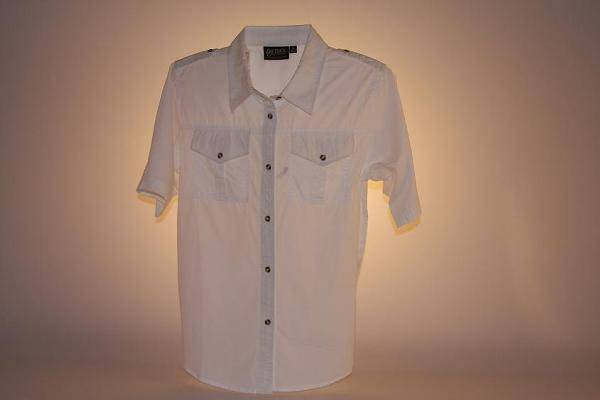 Outback Trading Ladies Short Sleeve Shirt