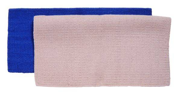 Tough-1 5lb Wool Saddle Blanket