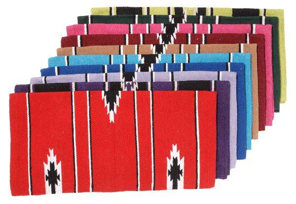 Tough-1 55% Wool Sierra Saddle Blanket