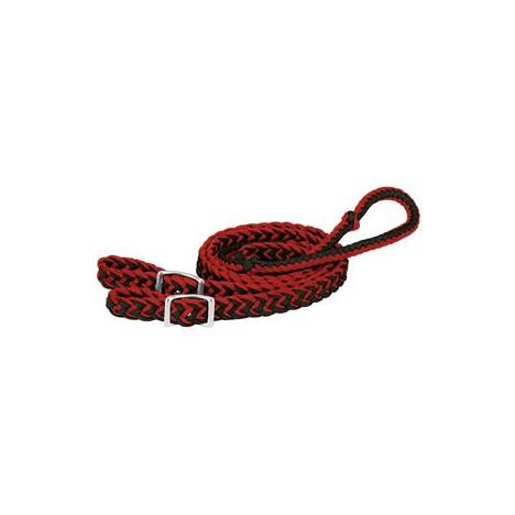 Weaver Braided Nylon Barrel Reins