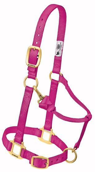 Weaver Original Adjustable Chin And Throat Snap Halter - Foal