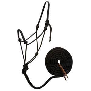 Weaver Training Rope Halter with Lead