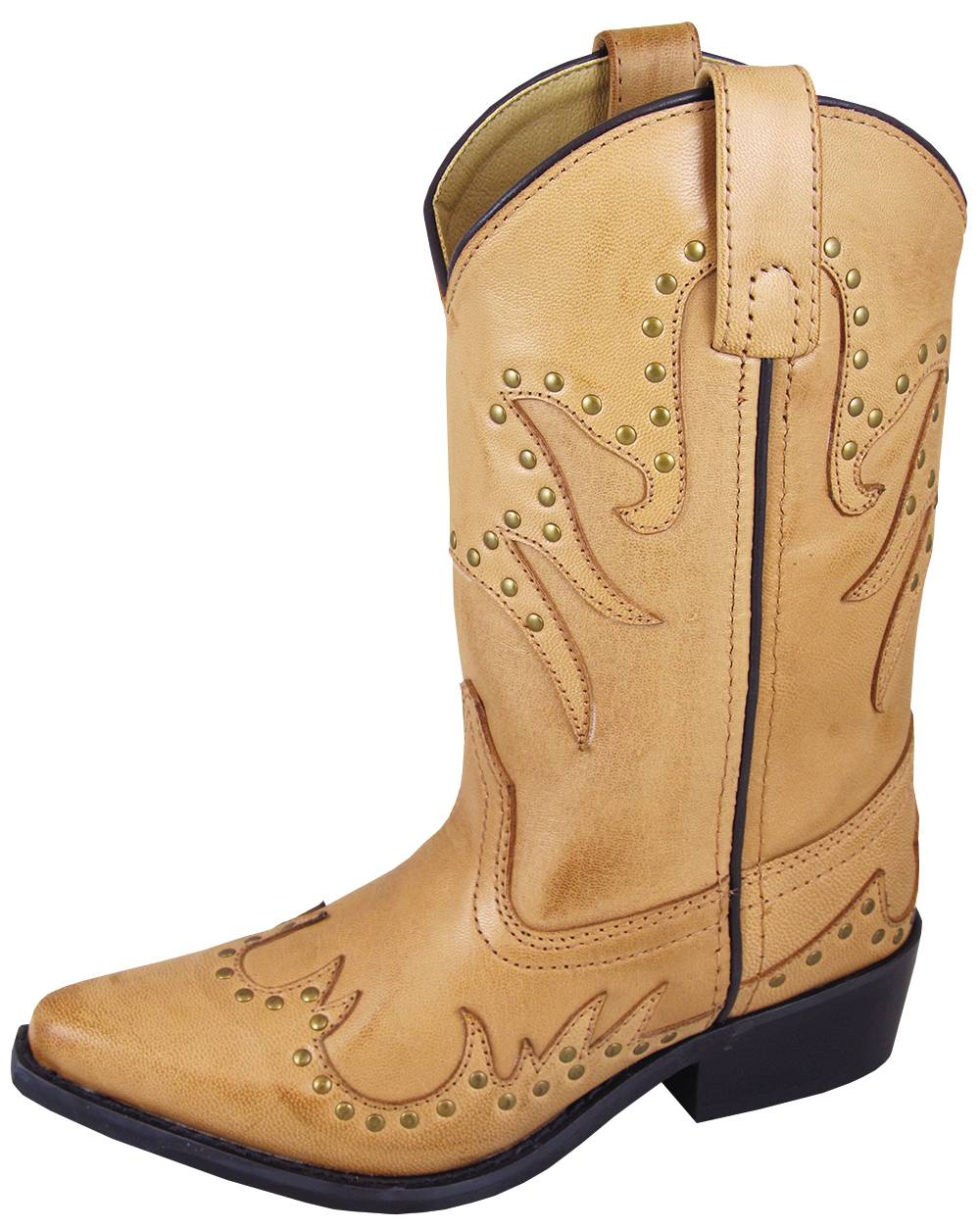 Smoky Mountain Youth Dolly Boots - Tan