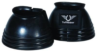 TuffRider Ringer Bell Boot With hook & loop fastener