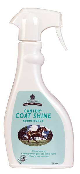 Carr & Day & Martin Horse Canter Coat Shine Conditioner Spray