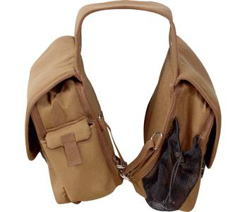 CASHEL Deluxe Saddle Bag