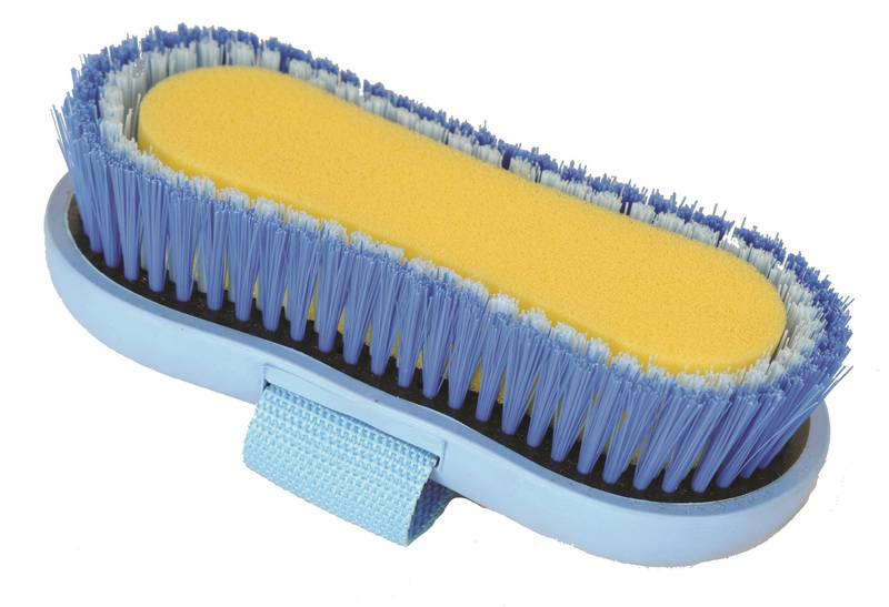 Roma Soft Grip Sponge Brush