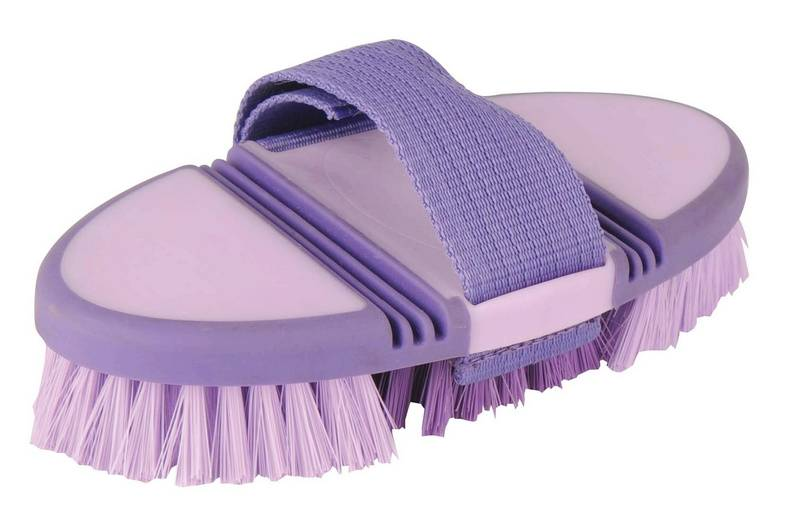 Roma Soft Grip Flex Body Brush