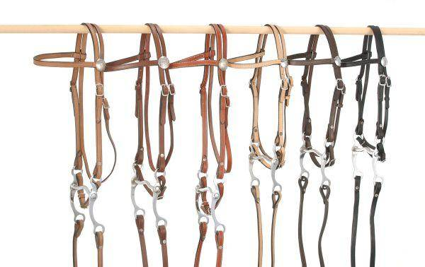 King Series Complete Pony Browband Bridle