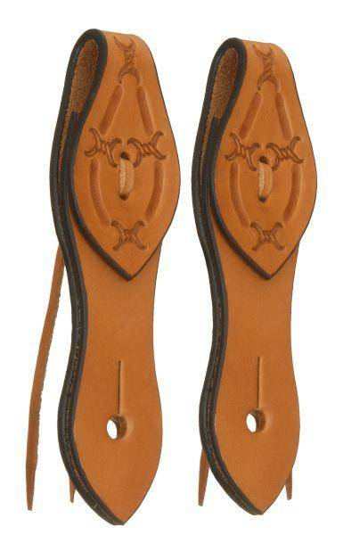 Royal King Tooled Slobber Strap